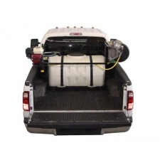 CT-150 Compost Tea Sprayer In Truck Compostwerks