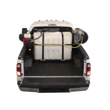 CT-200 Compost Tea Sprayer In Truck Compostwerks