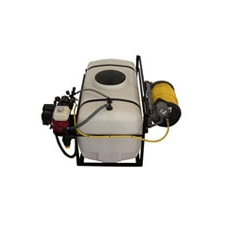 300 Gallon Compost Tea Sprayer Liquid Compost Extract