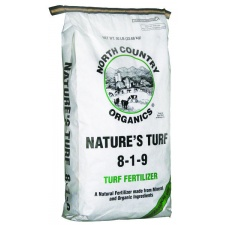 North Country Organics Nature's Turf 8-1-9